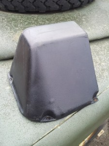 Series 3 Wiper Motor Cover