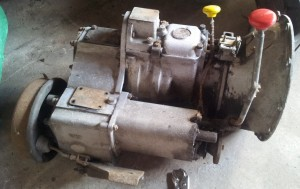 Series 3 Suffix D Gearbox