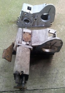 Land Rover Series Ashcroft high ratio transfer case