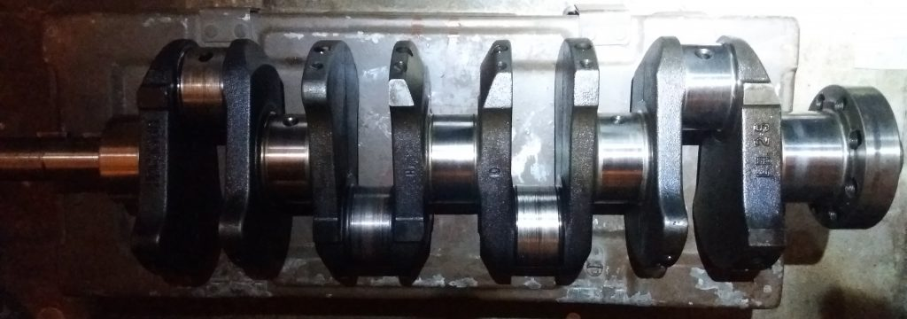 200tdi crankshaft