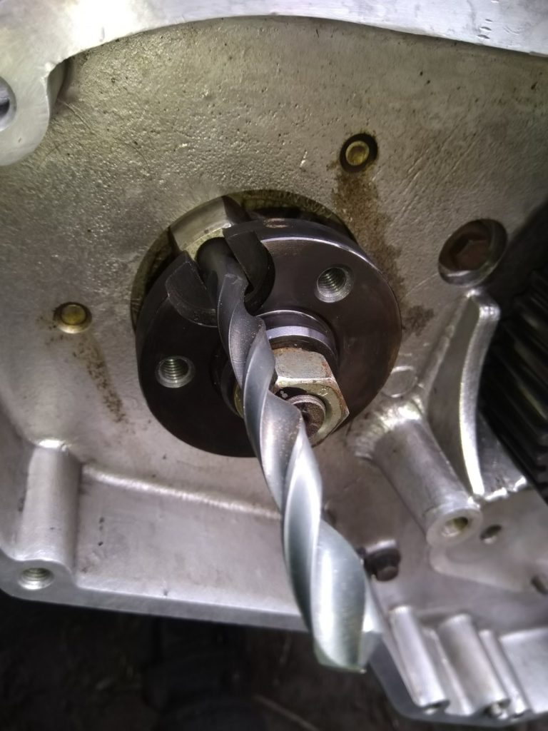 200tdi Injection pump locked