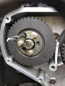 200tdi injection pump pulley